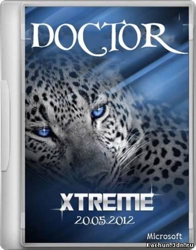 Скачать DOCTOR Ex 1 x86 20.05.2012 (ENG/RUS) Бесплатно