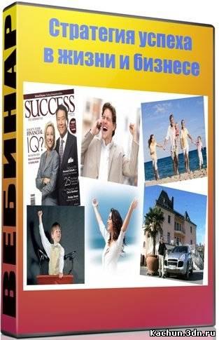 Скачать Стратегия успеха в жизни и бизнесе (2011) DVDRip Бесплатно