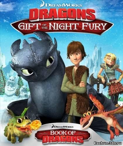 Как приручить дракона подарок фурии 510