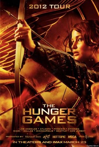 Скачать Голодные Игры / The Hunger Games (2000) mp4 Бесплатно