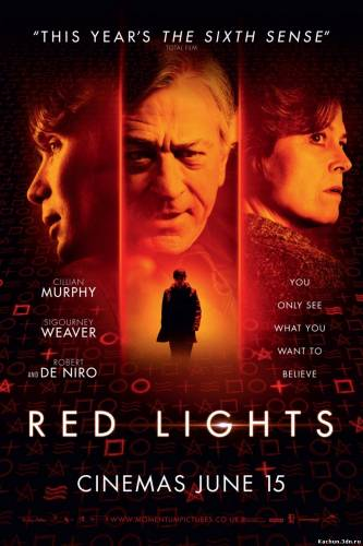 Скачать Красные огни / Red Lights (2012) mp4 Бесплатно