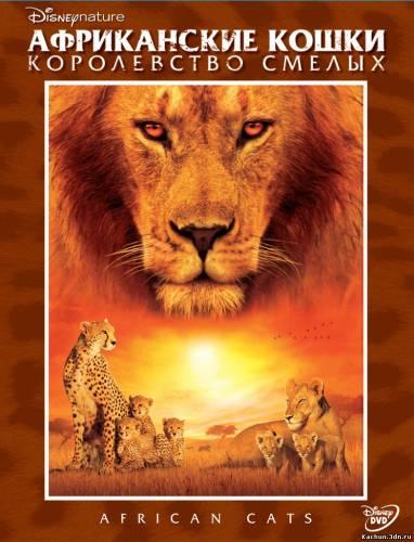 Африканские кошки: Королевство смелых (2011) - Смотреть Фильм в HD-720p Онлайн