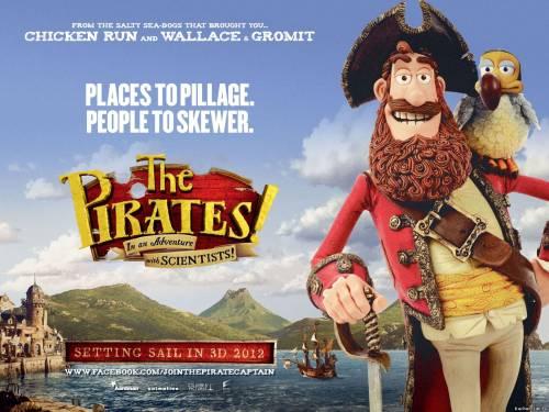 Пираты Банда неудачников (2012) - Смотреть Онлайн