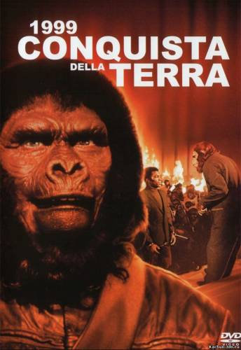 Завоевание планеты обезьян (1972) - Смотреть Фильм в HD-720p Онлайн
