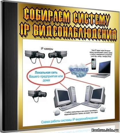 Скачать Собираем систему IP видеонаблюдения (2012) DVDRip Бесплатно