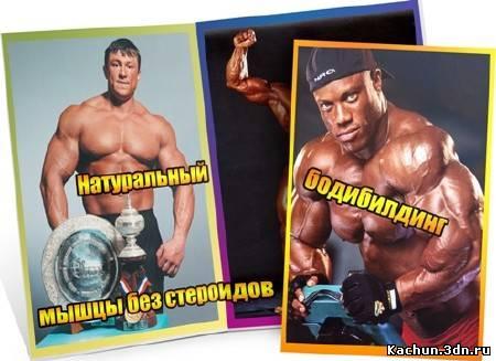 Скачать Натуральный бодибилдинг: мышцы без стероидов (2012) SATRip Бесплатно