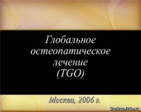 Скачать Глобальное Остеопатическое лечение (2006) SATRip Бесплатно