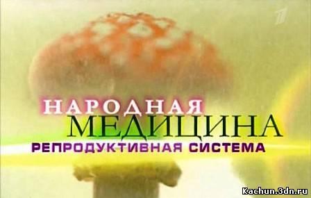 Скачать Народная медицина. Репродуктивная система (02.10.2012) / SATRip Бесплатно