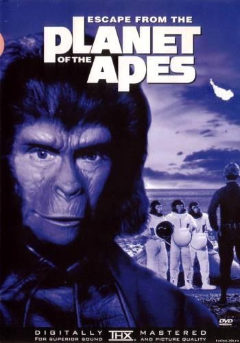 Бегство с планеты обезьян (1971) - Смотреть Фильм в HD-720p Онлайн