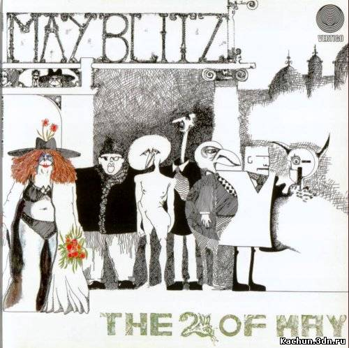 Скачать May Blitz - The 2nd Of May (1971) Бесплатно