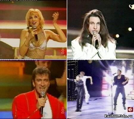 Скачать Песня года – 1996г. Бесплатно